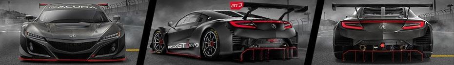 NSX GT3 RACING