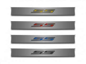 Camaro Carbon Fiber Trunk Lid Polished Plate - SS (2010-2013)