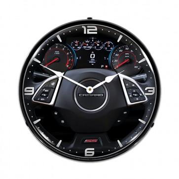 2017 Camaro Dash | LED Clock