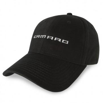 Classic Camaro Cap | Midnight Black
