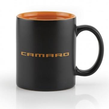 Camaro Spice Mug | Black Matte/Spice