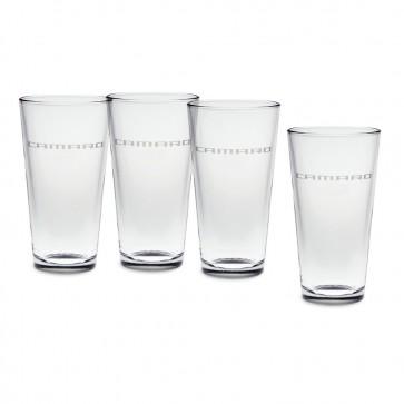 Camaro Glass Beverage Set - 20 oz.