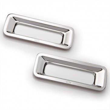 Reverse Light Surrounds - Chrome-plated