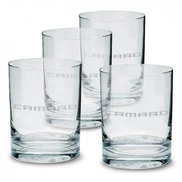 Camaro Glass Tumbler Set | 13.5 oz.
