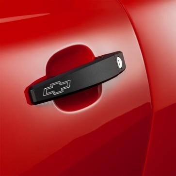 Camaro Replacement Door Handles - Bowtie