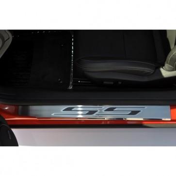 Camaro Carbon Fiber Doorsills - SS