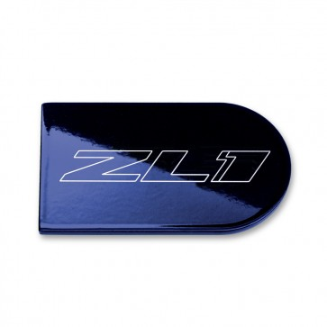 Color-Matched Ignition Key Plate Covers - ZL1 Logo