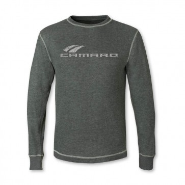 Camaro Vintage Thermal | Charcoal/Heather