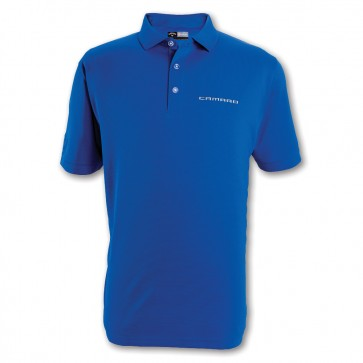 Callaway Textured Polo | Magnetic Blue