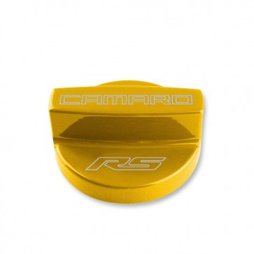 Gen-6 Camaro Oil Fill Cap Cover - RS Logo