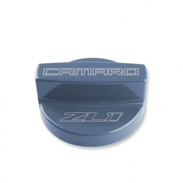Gen-6 Camaro Oil Fill Cap Cover - ZL1 Logo