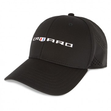 Performance Heritage | Fitted Cap - Black