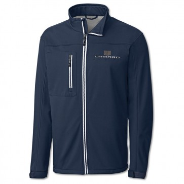 Men's Telemark Soft Shell Jacket - Dark Navy