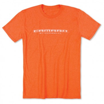 Camaro First Draft Tee | Heather Orange