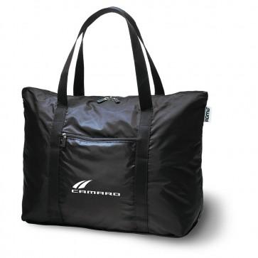 RuMe® cFold Travel Duffel | Black/Silver Logo