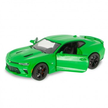 1:24 Scale Camaro SS | Krypton Green