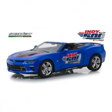 1:24 Scale Camaro SS | 2018 Indy 500 Event Car