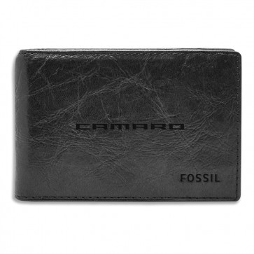 Fossil RFID-Secure Money Clip - Black