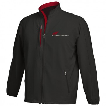Camaro Full-Zip Performance Jacket