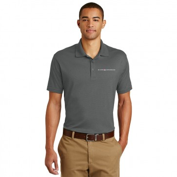 Eddie Bauer® Performance Polo - Gray Steel