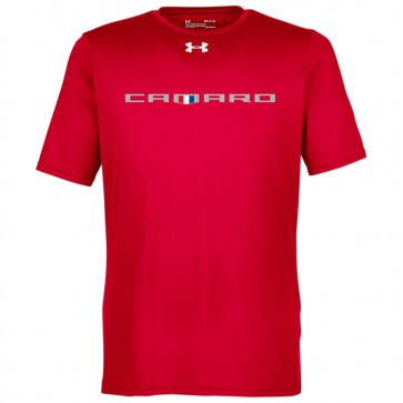 Camaro Men's UA® | Emblem Tee - Red