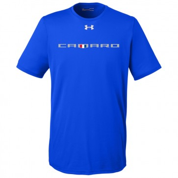 Camaro Men's UA® | Emblem Tee - Royal