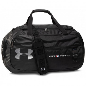 Camaro UA Storm® | Medium Duffel - Black