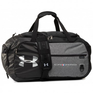 Camaro UA Storm® | Medium Duffel-Graphite/Black