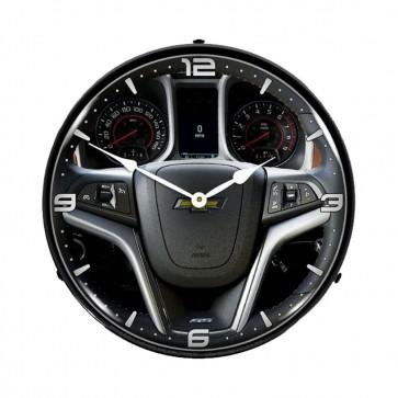 2013 Camaro Dash | LED Clock