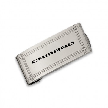 Camaro Stainless Steel | Signature Money Clip