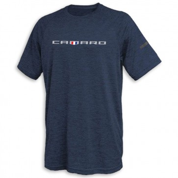 Camaro Performance Tee | Navy