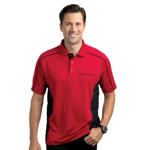Performance Style Polo | Classic Red