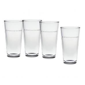 Camaro Glass Beverage Set - 20 oz. (Detail)