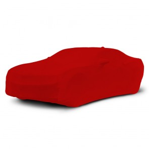2010-2021 Stormproof Outdoor Camaro Car Cover - Red