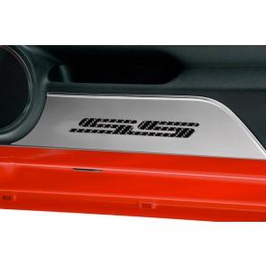 Camaro Carbon Fiber Kick Plates - SS