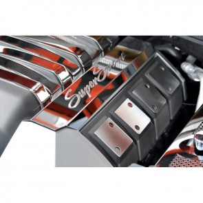 Camaro Fuel Rail Covers - Super Sport