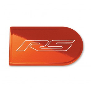 Color-Matched Ignition Key Plate Cover - RS Logo