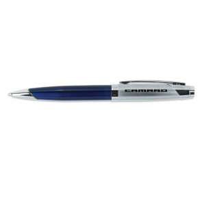 Camaro Signature Ballpoint Pen - Blue