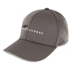 Performance Rally Stripe Fitted Cap - Graphite