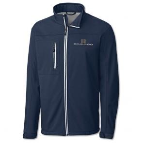 Men's Telemark Soft Shell Jacket - Dark Navy