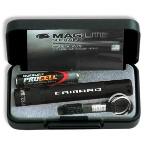 Mag-Lite Solitaire Flashlight - Black