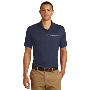 Eddie Bauer® Performance Polo - Navy