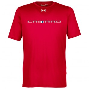 Camaro Men's UA® | Emblem Tee - Red