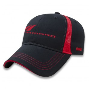 Ladies Reebok® Cap | Black/Red