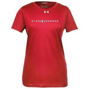 Camaro Ladies UA® | Emblem Tee - Red