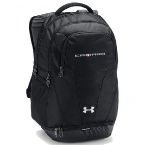 Camaro UA® Hustle II | Backpack - Black/Silver