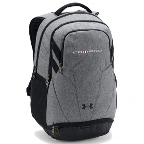 Camaro UA® Hustle II | Backpack - Graphite/Black