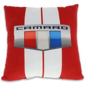 Camaro Decorative Pillow | Red
