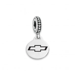 Chevy Bowtie Pandora Style | Dangle Charm
