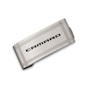 Camaro Stainless Steel | Signature Money Clip